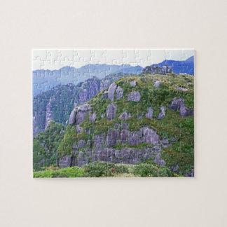 Mt. Nagata, Yakushima, Kagoshima, Japan Jigsaw Puzzle