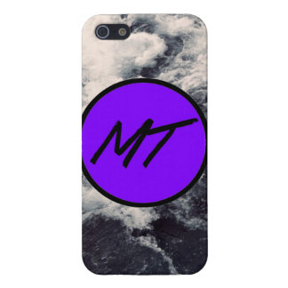 MT Official Logo iPhone 5/5s Case (Glossy)