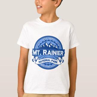 Mt. Rainier Cobalt T-Shirt