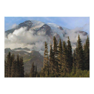 Mt Rainier Announcement