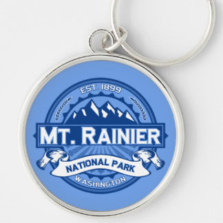 Mt. Rainier Key Ring