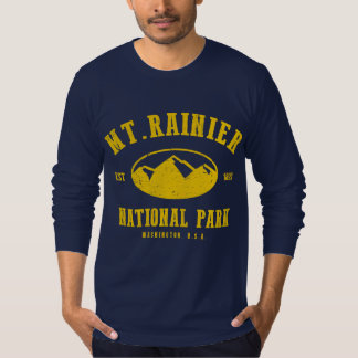 Mt. Rainier National Park T-Shirt