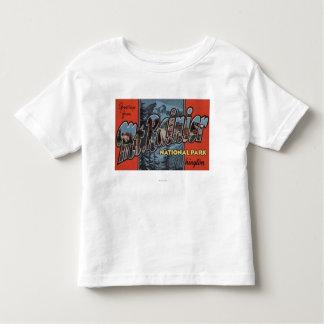 Mt. Rainier State Park, Washington Toddler T-Shirt