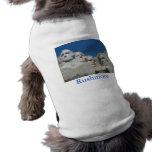 Mt. Rushmore Doggie T Shirt