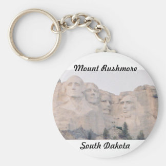 Mt. Rushmore Key Ring