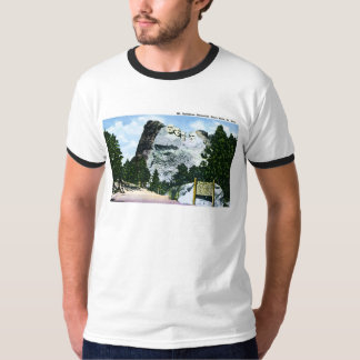 Mt. Rushmore Memorial, South Dakota T-Shirt
