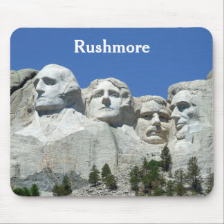 Mt. Rushmore Mouse Mat