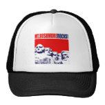 Mt. Rushmore Rocks! Trucker Hat