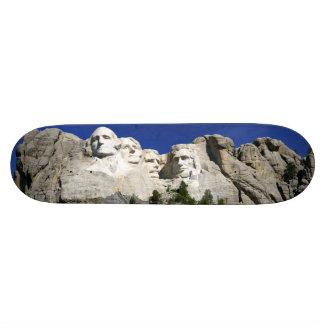 Mt Rushmore Skateboard