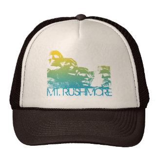Mt. Rushmore Skyline Design Cap