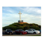 Mt Solidad San Diego Crosses Post Card