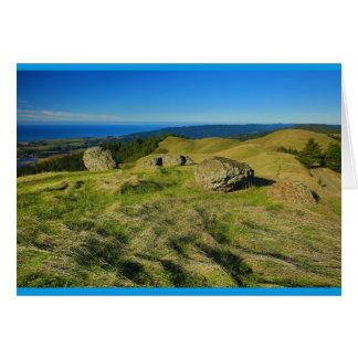 Mt. Tam Card
