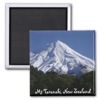 Mt Taranaki, New Zealand Magnet