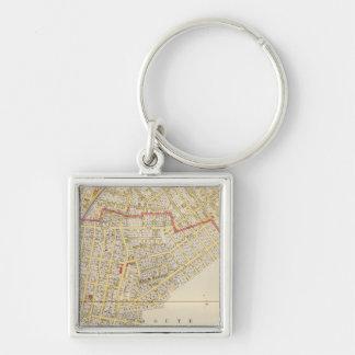 Mt Vernon Atlas Map Key Ring