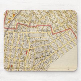 Mt Vernon Atlas Map Mouse Mat