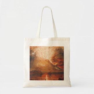 Mt Vesuvius Tote Bag