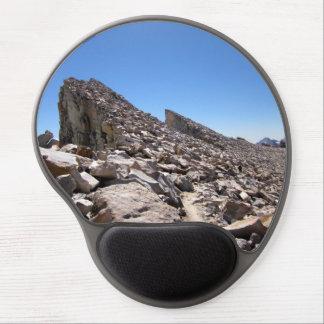 Mt Whitney needles Traverse 2 - John Muir Trail Gel Mouse Pad