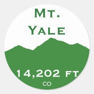 Mt. Yale Sticker