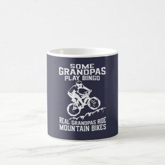 MTB Grandpa Coffee Mug