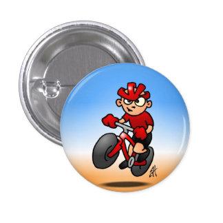 MTB - Mountain biker 3 Cm Round Badge