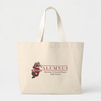 MTCHS Almnus 1 Jumbo Tote Bag