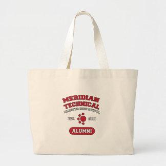 MTCHS Alumni College Style Jumbo Tote Bag