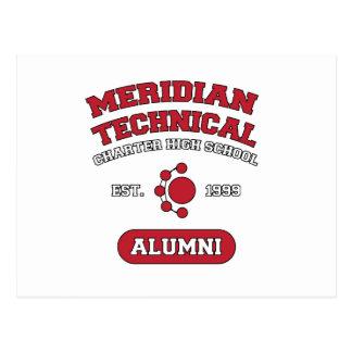 MTCHS Alumni College Style Postcard