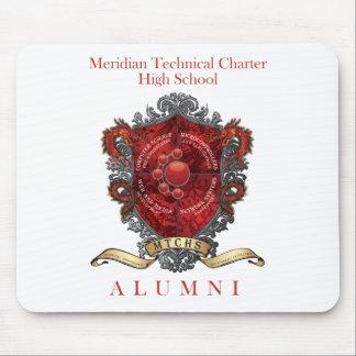 MTCHS Alumni Crest 1 Mouse Pad