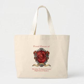 MTCHS Alumni Design 2 Jumbo Tote Bag