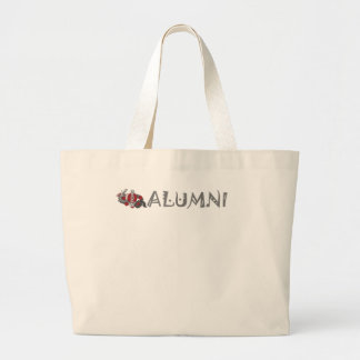 MTCHS Alumni Dragon Jumbo Tote Bag