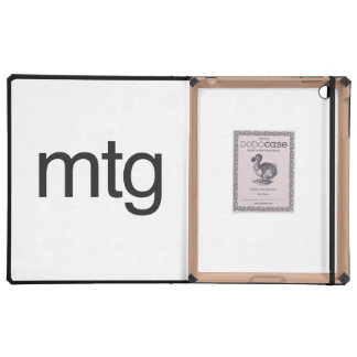 mtg covers for iPad