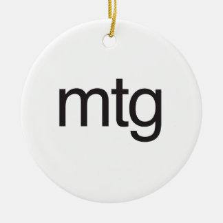 mtg christmas tree ornaments