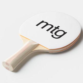 mtg ping pong paddle