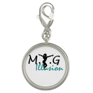 MTG Illusion Key Chain