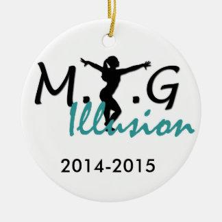 MTG Illusion Ornament