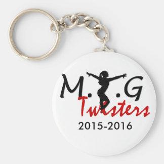 MTG Twisters Key Chain