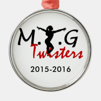 MTG Twisters Premium Round Ornament