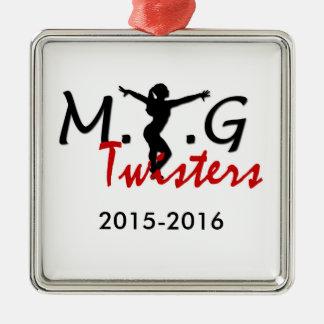 MTG Twisters Premium Square Ornament