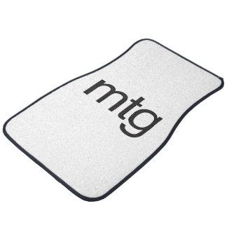 mtg floor mat