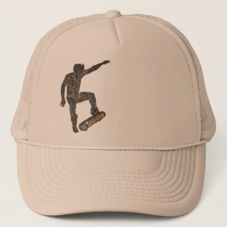 mtswana skates trucker hat
