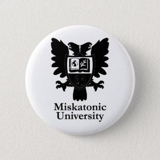 MU-Heraldic-Crest-zazzle 6 Cm Round Badge
