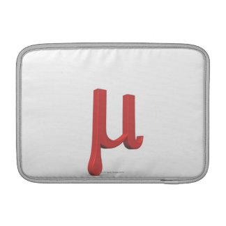 Mu MacBook Sleeve