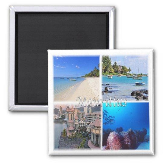 MU * Mauritius - Mauritius Magnet