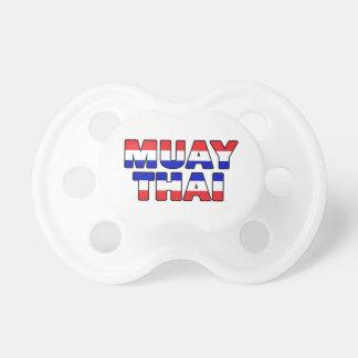 Muay Thai Baby Pacifier
