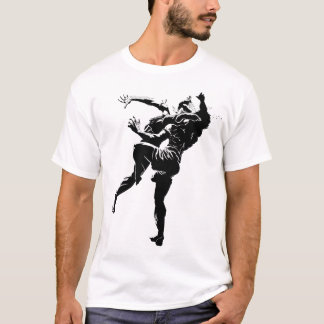 Muay Thai black/white T-Shirt