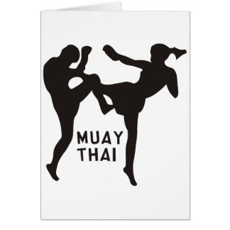 Muay Thai Card