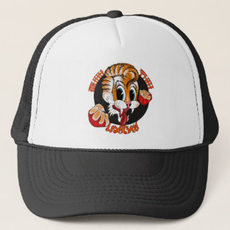 Muay Thai Cat Cap