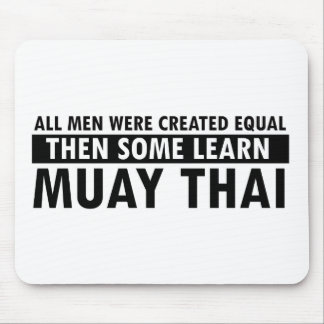 Muay Thai designs Mouse Mat