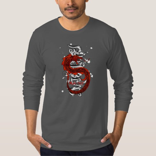 Muay-Thai Dragon T-Shirt