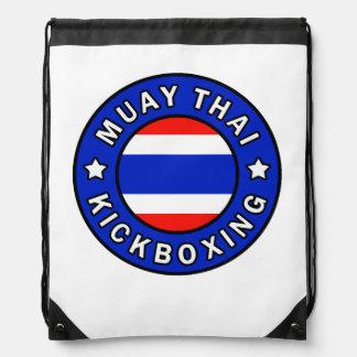 Muay Thai Drawstring Bag